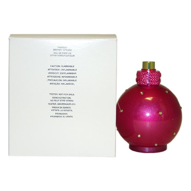 Britney Spears Fantasy Women's 3.3-ounce Eau de Parfum (Tester) Spray