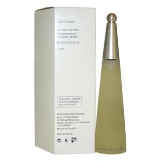 Issey Miyake Leau Dissey Women's 3.3-ounce Eau de Toilette Tester Spray