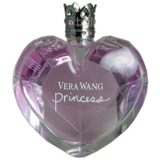 Vera Wang 'Vera Wang Princess' Women's 3.4-ounce Eau de Toilette (Tester) Spray
