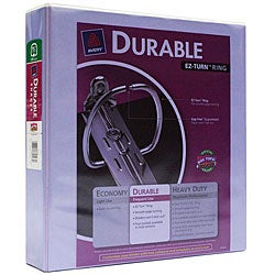 Avery Durable Shades 1.5-inch Ring Purple Binders (Pack of 6)
