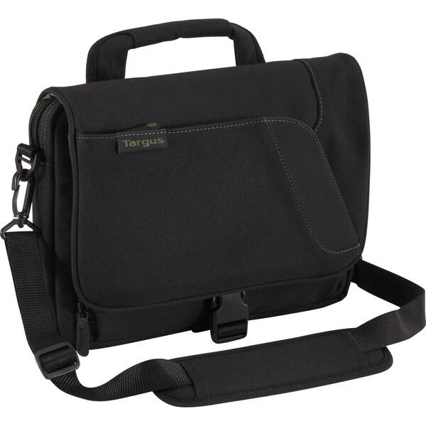 Targus EcoSmart TBM022US Carrying Case (Messenger) for iPad - Black,