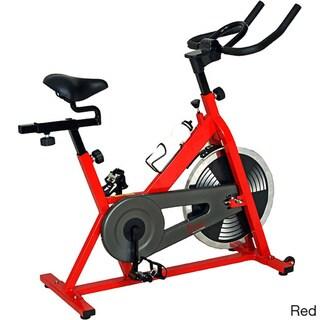 Sunny Health Fitness Heavy-Duty Indoor Cycling Bike