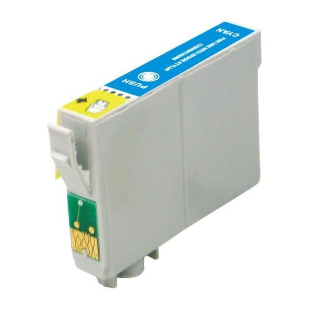 Epson T048220, T0482 Compatible Remanufactured Ink Cartridge