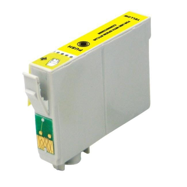 Epson T078420 T0784 Yellow Toner (Remanufactured)