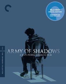 Army of Shadows - Criterion Collection (Blu-ray Disc)