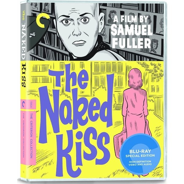 The Naked Kiss (Blu-ray Disc) 7355685