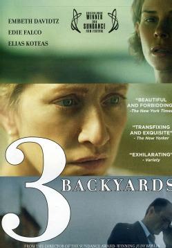 3 Backyards (DVD)