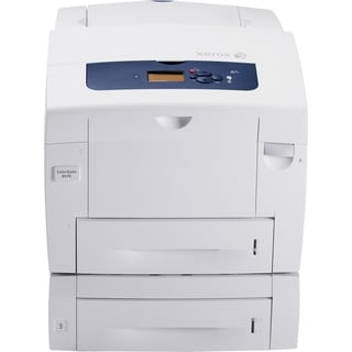 Xerox ColorQube 8570DT Solid Ink Printer - Color - 2400 dpi Print - P