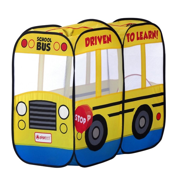 Gigakid Play School Bus