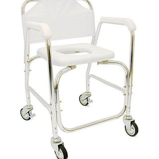Mabis Shower Transport Chair