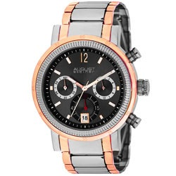 August Steiner Men's Quartz Chronograph Watch