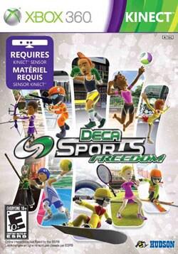 Xbox 360 - Deca Sports Freedom