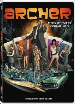 Archer Season 1 (DVD)