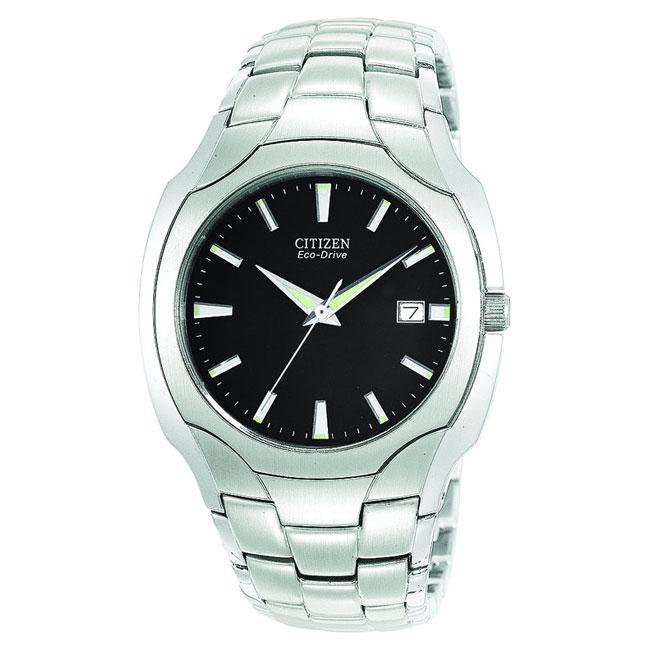 Citizen Men's Stainless Steel Calendar Watch