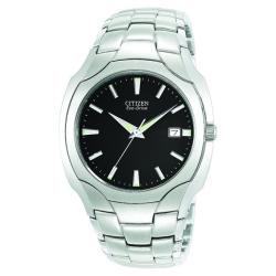 Citizen Men's Stainless Steel Calendar Watch