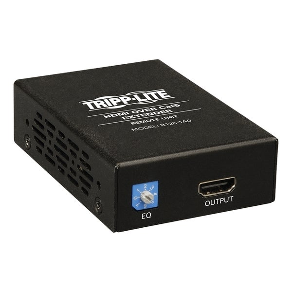 Tripp Lite HDMI Over Cat5 / Cat6 Extender, Extended Range Receiver fo
