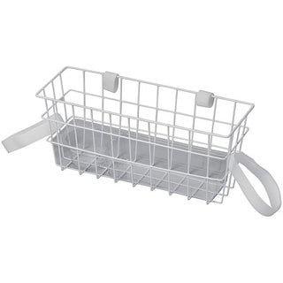 Mabis Walker Basket with Plastic Insert