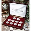 American Coin Treasures Brilliant Uncirculated Morgan Silver Dollar Collection