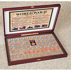 American Coin Treasures Complete World War II Coin Collection
