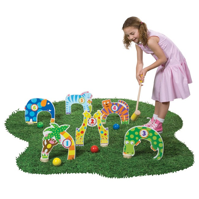 Alex Toys Jungle Croquet