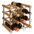 J.K. Adams 40-bottle Penguin Wood Wine Rack