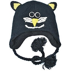 Wool Kitty Jungle Beanie (Nepal)
