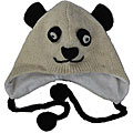 Wool Panda Jungle Beanie (Nepal)