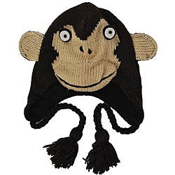 Wool Monkey Jungle Beanie (Nepal)