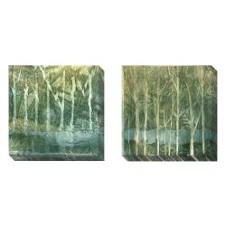 Caroline Ashton 'Imposed Environment' 2-piece Art Set