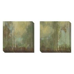 Kim Coulter 'Upon Reflection' 2-piece Art Set