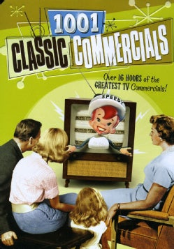 1,001 Classic Commercials (DVD)
