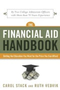 The Financial Aid Handbook: Getting the Education You Want for the Price You Can Afford (Paperback)