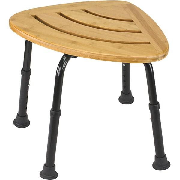 Mabis Bamboo Bath Seat