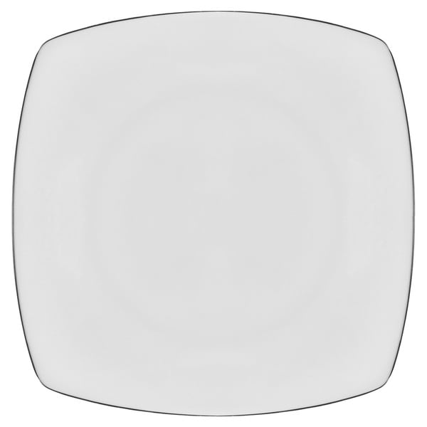LotusSilver Line 6.125-inch Bread and Butter Plates (Set of 6)