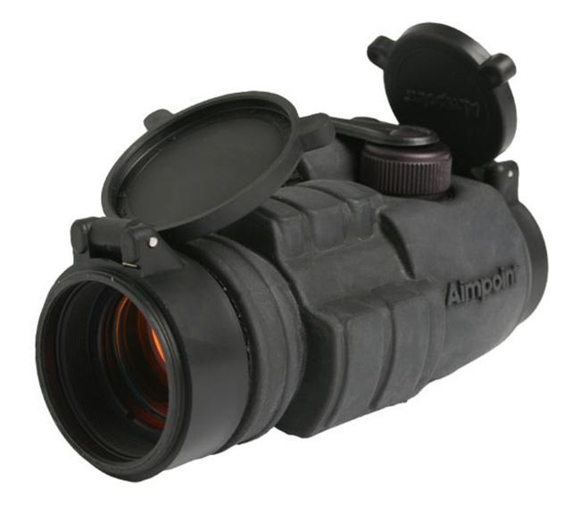 Aimpoint CompM3 4MOA Night Vision Device