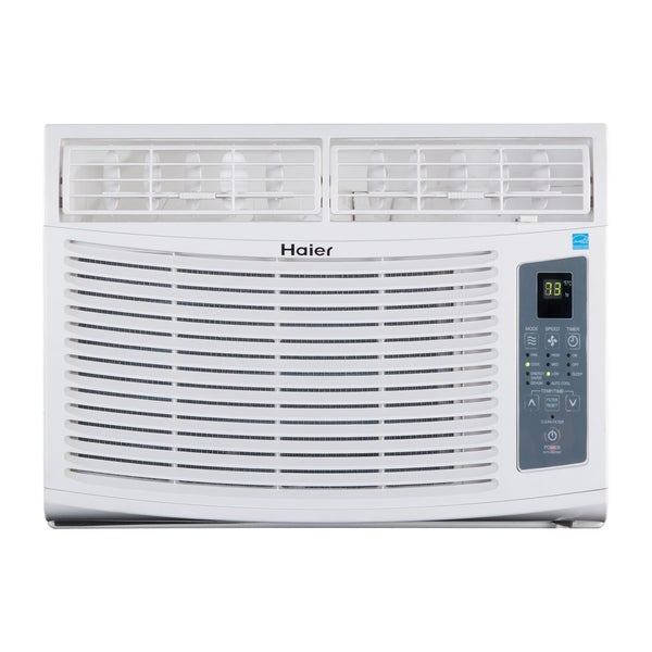 Haier 10K BTU EStar Window Air Conditioner - 13204068 - Overstock.com Shopping - Big Discounts ...