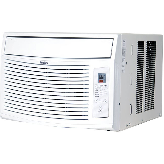 Haier 10 000 btu energy star air conditioner 13204068 for 12 x 19 window air conditioner