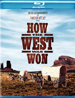 How the West Was Won (Blu-ray Disc)