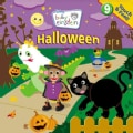 Touch & Feel Halloween (Board book)
