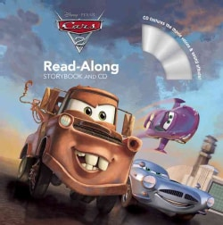 Cars 2 Read-Along Storybook