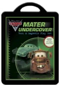 Mater Undercover: Book & Magnetic Play Set (Hardcover)