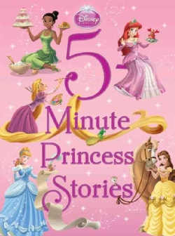 5-Minute Princess Stories (Hardcover)