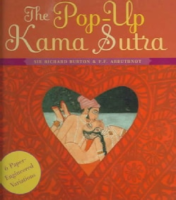 The Pop-Up Kama Sutra: Six Paper-Engineered Variations (Hardcover)