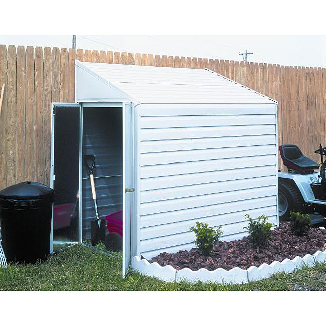 Arrow Sheds Arrow Yardsaver 4x7-foot Steel Shed at Sears.com