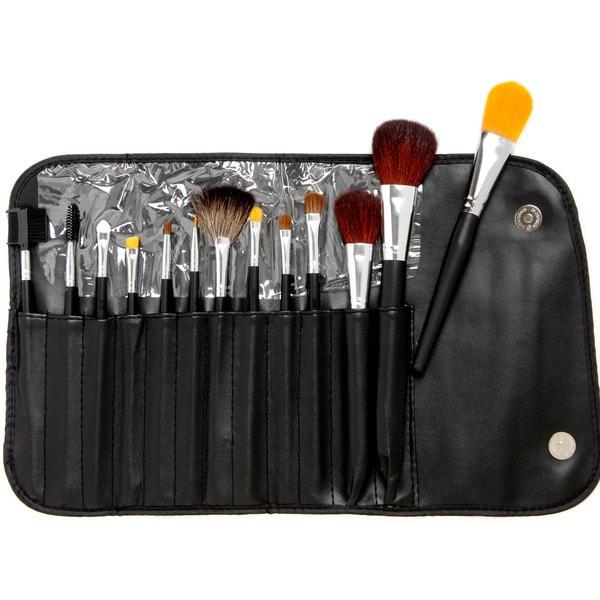Morphe 101 Sable 13-piece Makeup Brush Set
