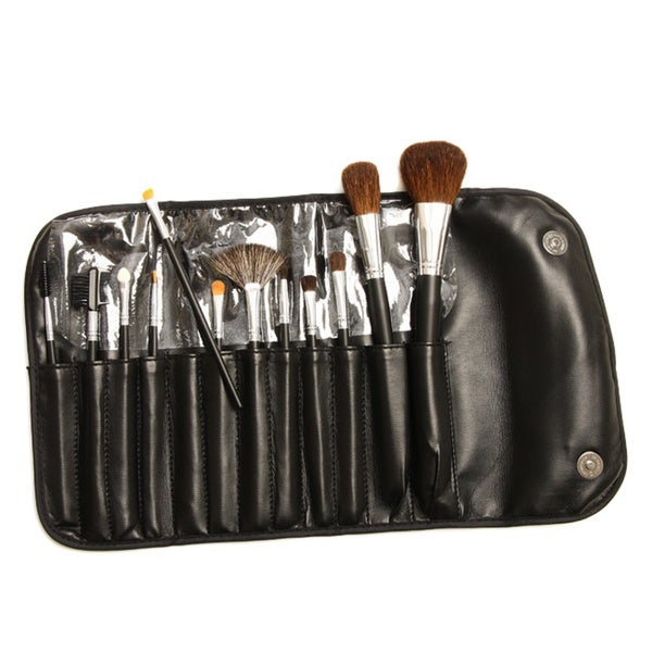 Morphe 600 Sable 12piece Makeup Brush Set image