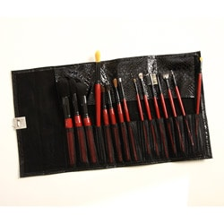 Morphe 619 Professional 15-piece Makeup Brush Set