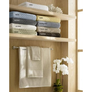 SPA 750 Gram 2-ply Egyptian Cotton Super-absorbent Set of 6 Towels