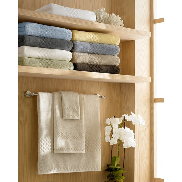 SPA 750 Gram 2-ply Egyptian Cotton Super-absorbent 6-piece Towel Set