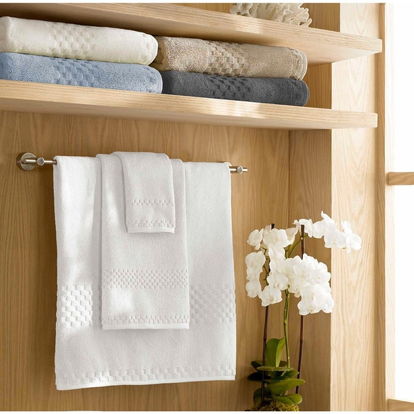 SPA 750 Gram 2-ply Cotton Super-absorbent 6-piece Towel Set